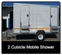 2 Cubicle Mobile Shower thumbnail image