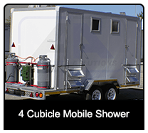 4 Cubicle Mobile Shower thumbnail image