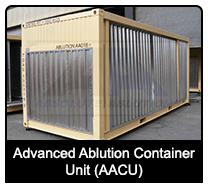 AACU - Advanced Ablution Container Unit thumbnail image