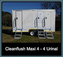 Cleanflush Maxi 4 4 urinal thumbnail image