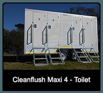 Cleanflush Maxi 4 toilet thumbnail image
